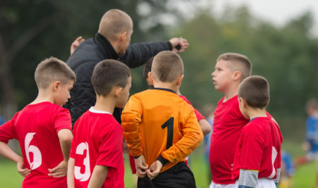 Parents complain about a lack of individual attention for their child in team training