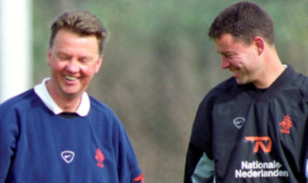 Objective Coaching References from Louis van Gaal