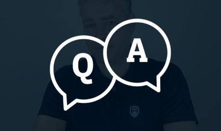 FCE PERIODISATION – Q&A 2