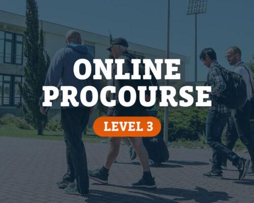 Online ProCourse (Level 3)