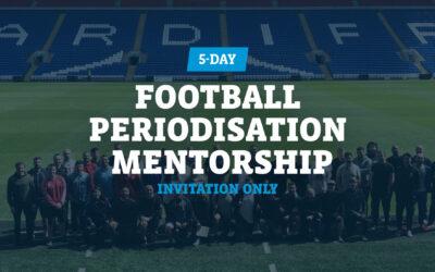 5-day Football Periodisation Mentorship