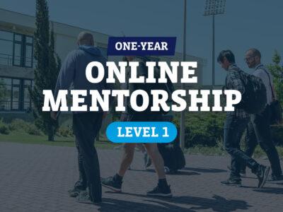One-year Online Mentorship (level 1)